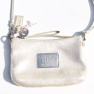 Coach Poppy Limited Edition Opal Sequin Crossbody